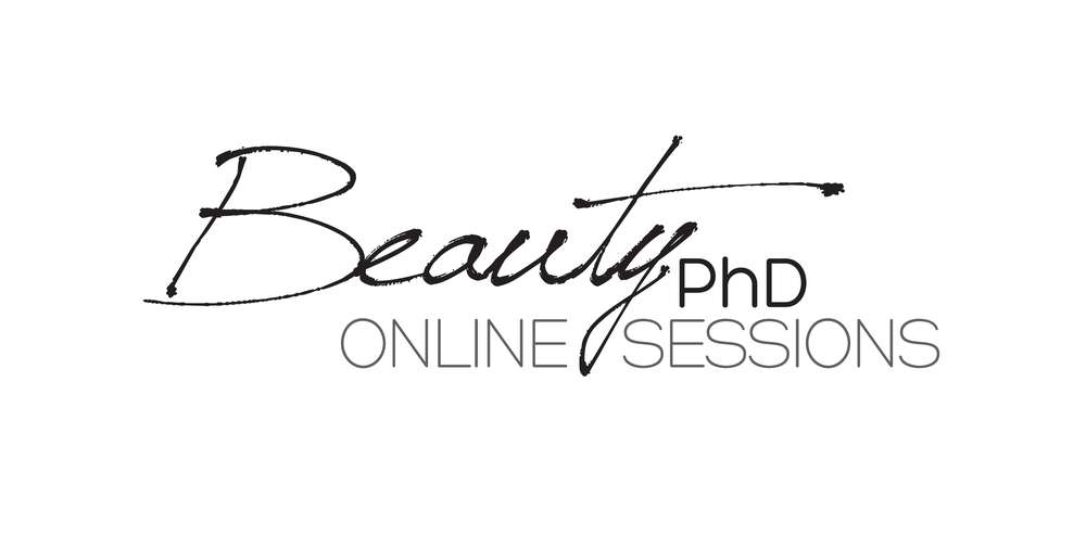 BeautyPhD Online Sessions