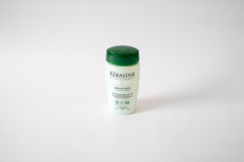 Kerastase bain force shampoo
