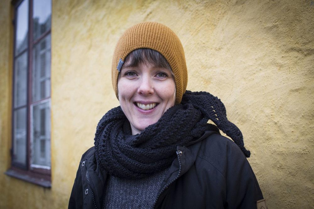 Siri Skjerve er prosjektleiar for Huset i bygda i Møre og Romsdal.