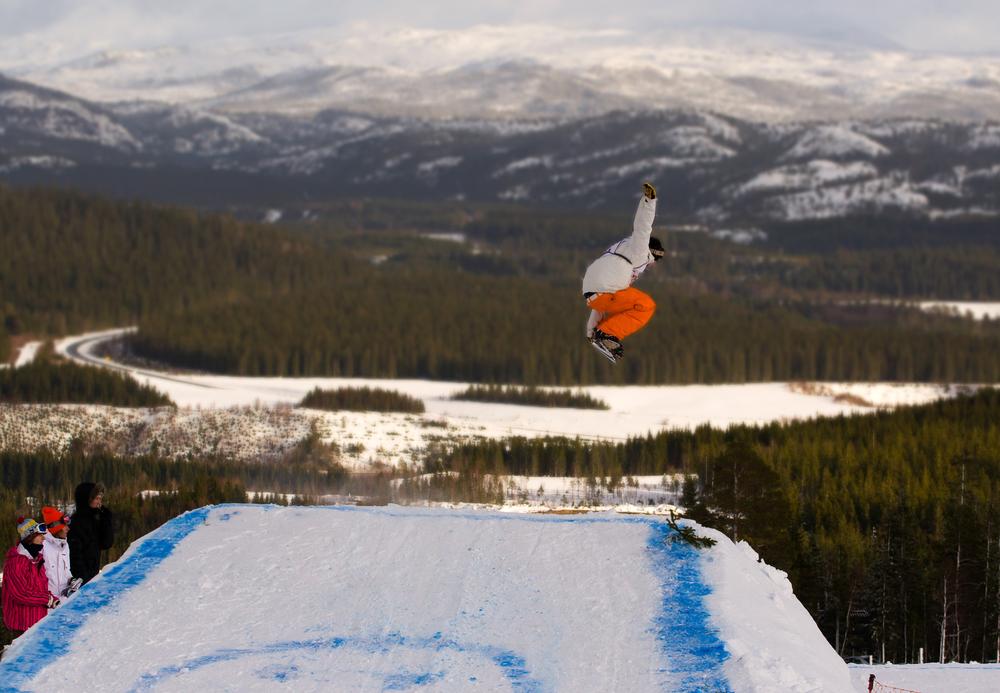 Bjørgan Big Jump