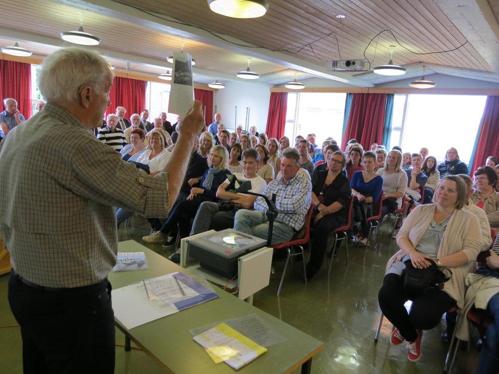 Fra årsmøtet Namdal Høgskolelag