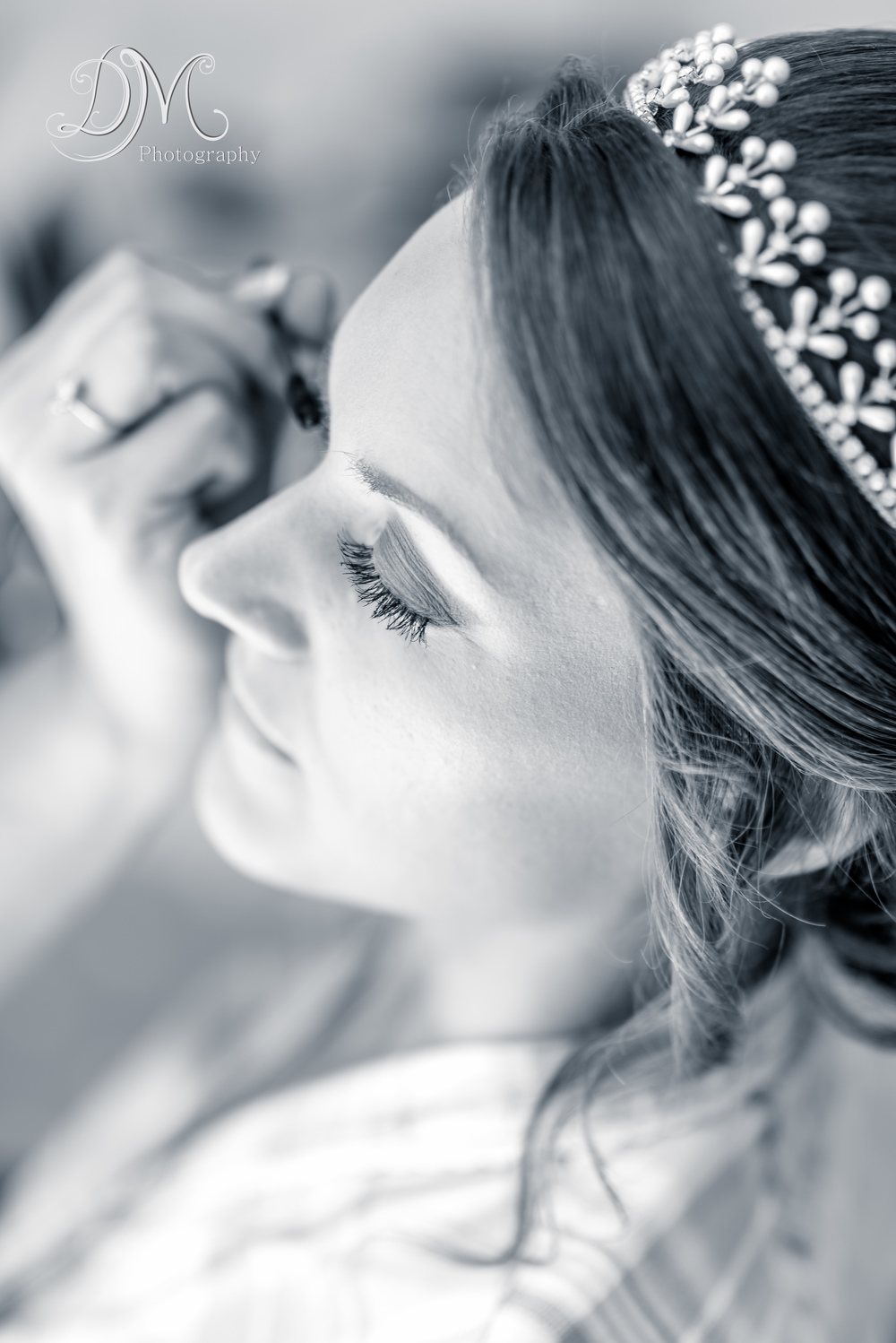 Bridal Preperation photos