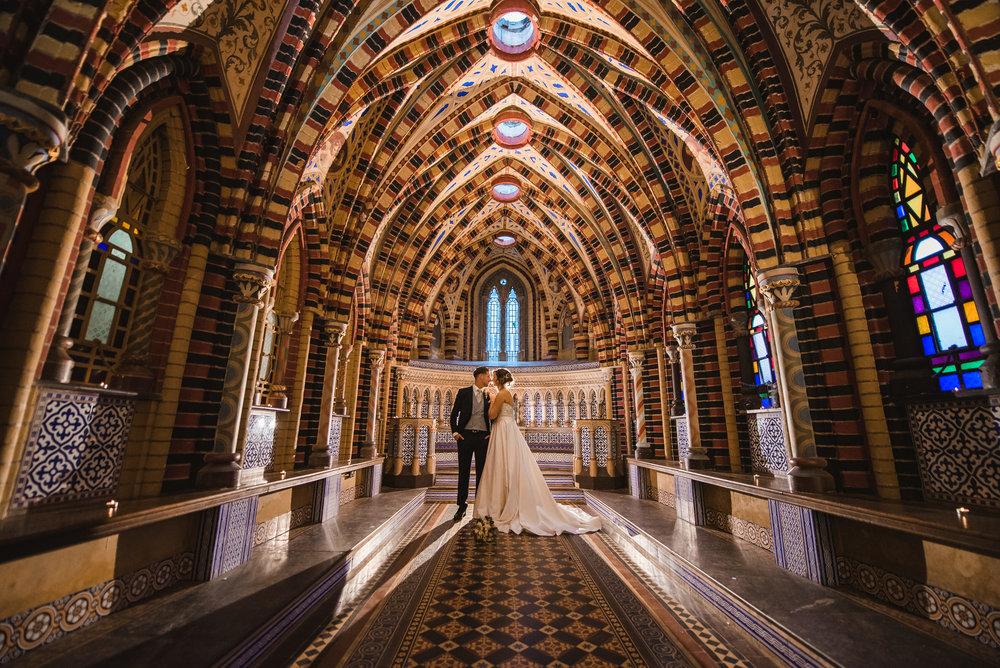 Horsley Towers Wedding