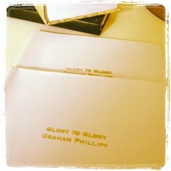 Graham Phillips - Glory to Glory