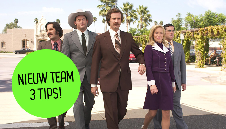 Anchorman: The Legend of Ron Burgundy - DreamWorks Pictures