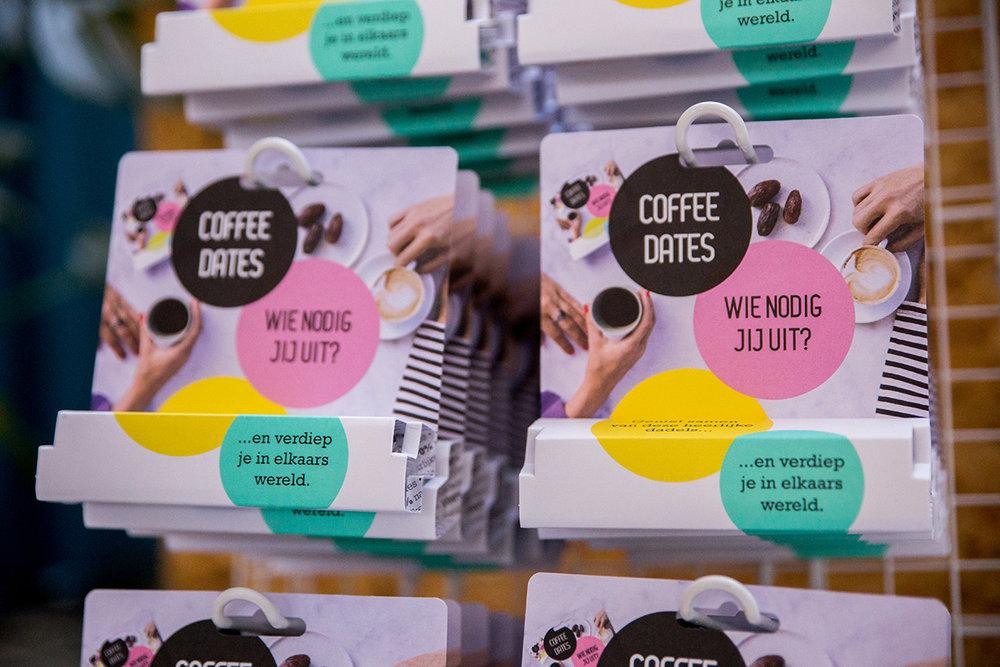 Teambuilding ideeën : Coffee dates voor teambuilding