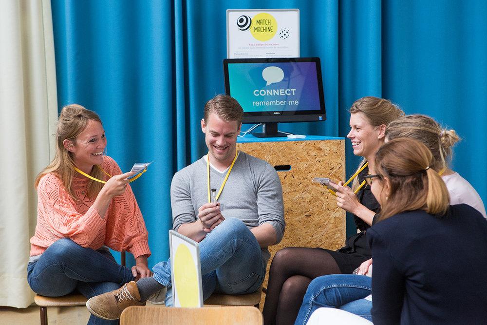 Teambuilding ideeën: Kennismakingsspel - Overeenkomsten en verschillen