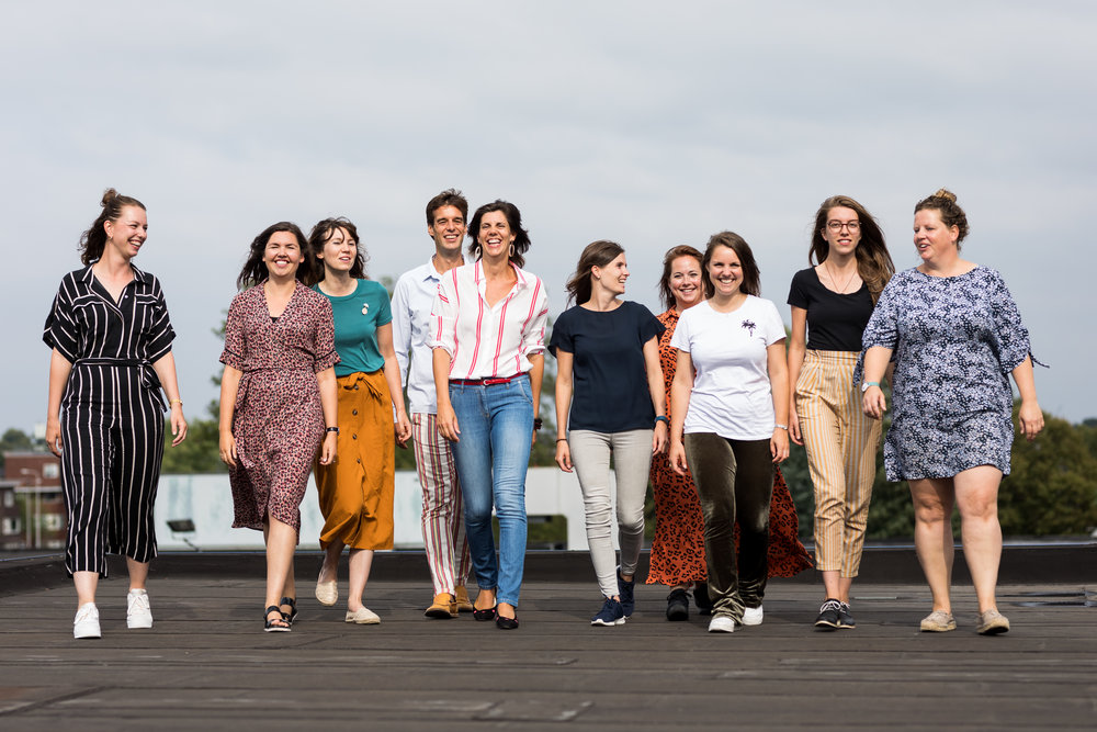 Yes! We Connect team