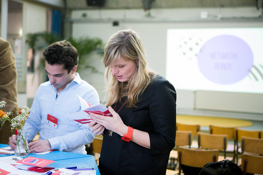 Netwerk Ronde: Deel kennis, ervaringen en contacten