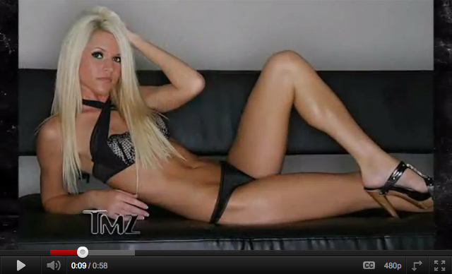 Ashley Mattingly (Playboy Playmate) on TMZ. Click photo for video.