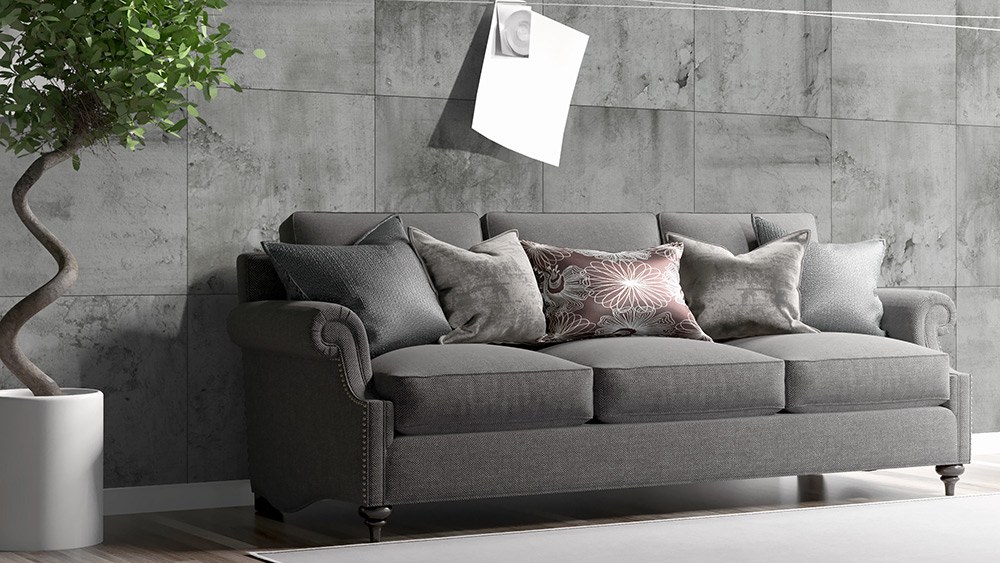 <b>Sofa</b><br>(3 seat. No loose cushions)<br> $115 each
