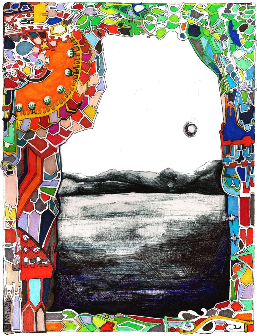 """Deseret"" by Virginia Palyka $1800"