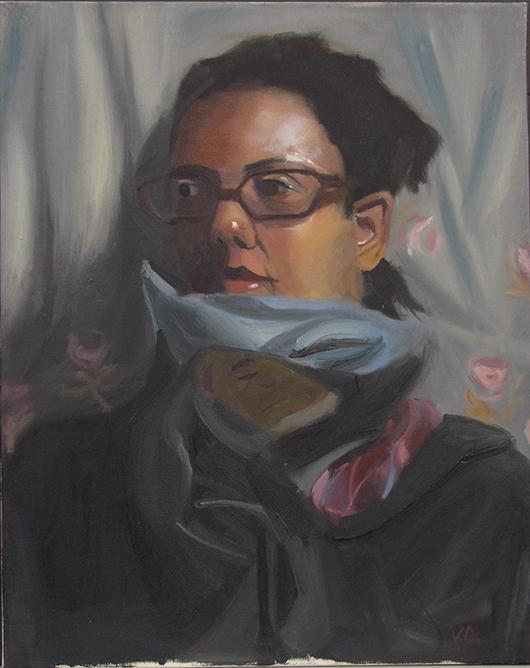 """Art Teacher"" by Victor Bustamante $120"