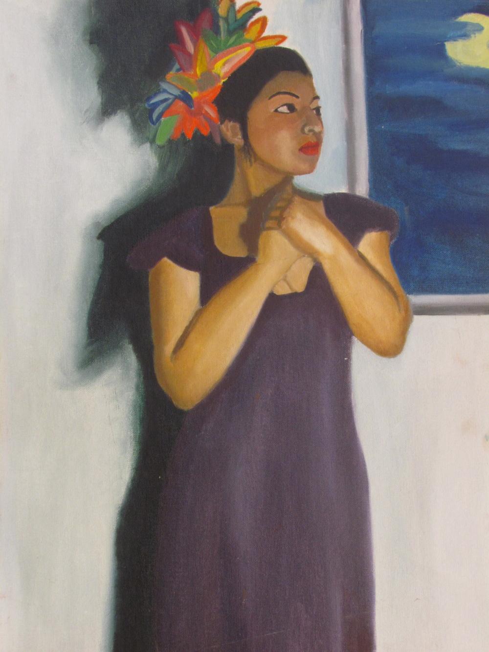 """""""Un Sueno"""" by Salma Cortes $150"""
