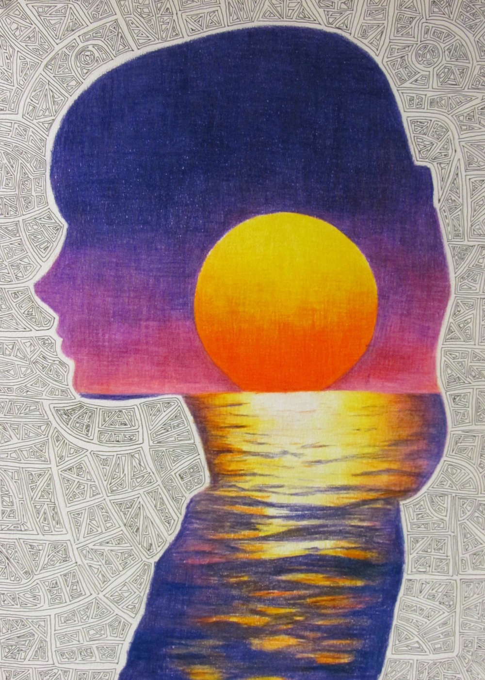 """Interlude"" by Shekinah Guab $60"