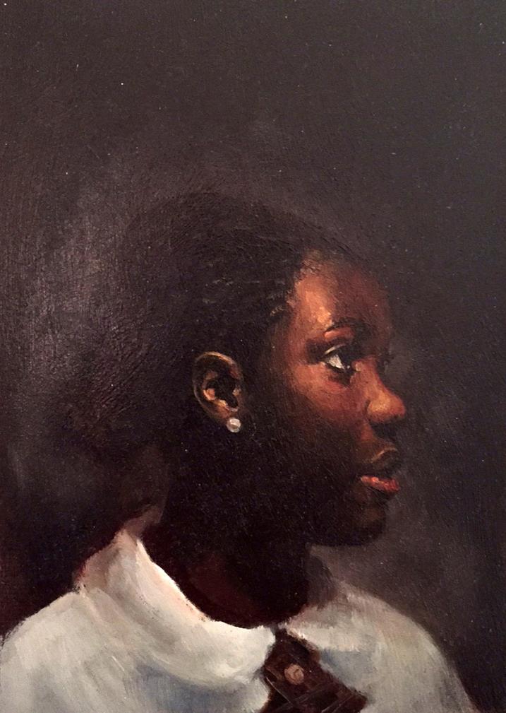 """Student II"" by Heather Heckel $1000"
