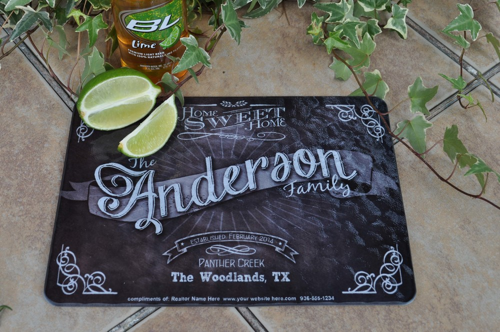 Glass Cutting Boards >> starts at $39.95