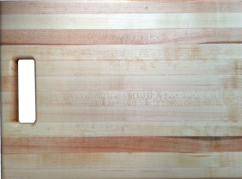 Maple Butcher Block Board  >>  starts at $64.95