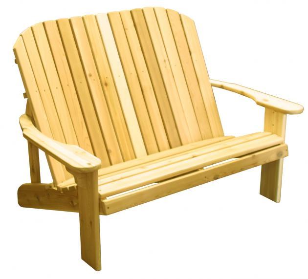 Adirondack Love Seat >> starts at $359