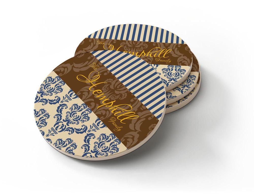 Sandstone Coasters >> starts at $34.95