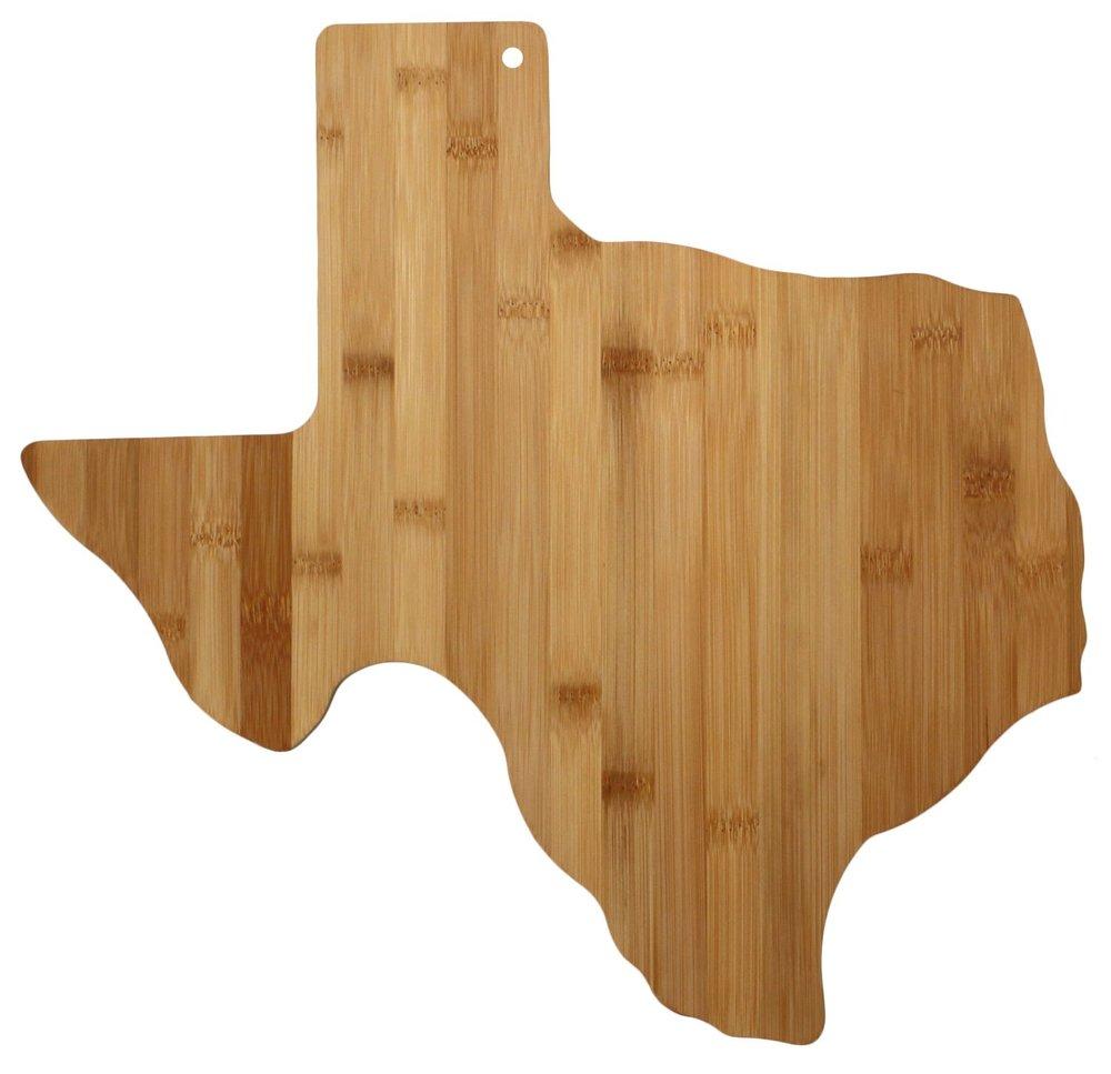 Texas Shape Bamboo >> starts at $59.95