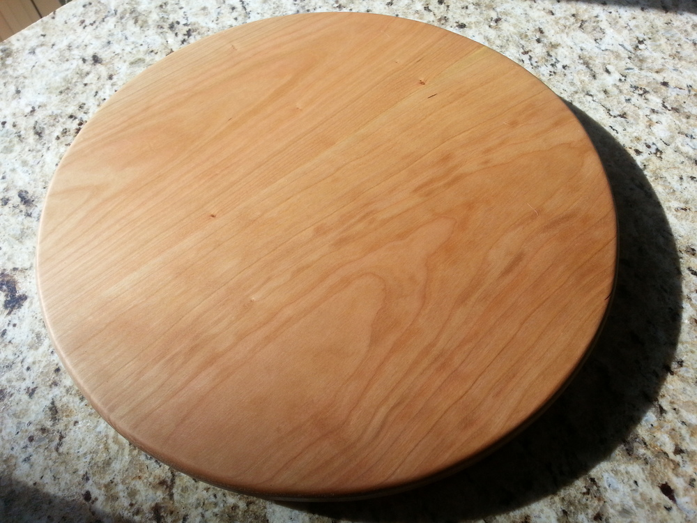 "CHERRY 15"" Lazy Susan  >>  starts at $74.95"