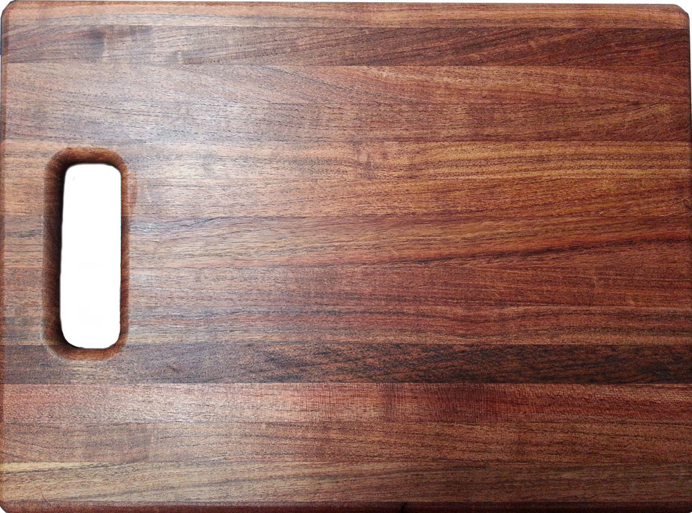 Mesquite Butcher Block Board  >>  starts at $79.95