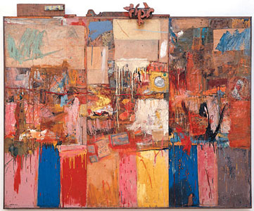 robert rauschenberg, untitled, ca. 1954,