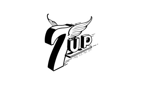 7up old logo 2