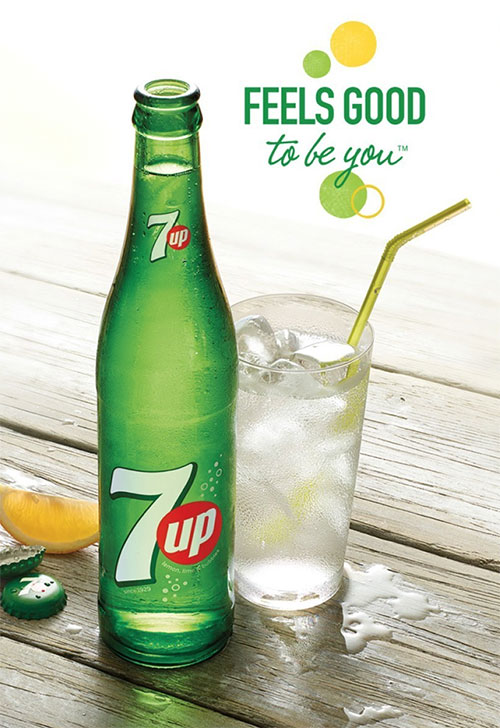 new 7up logo bottle design