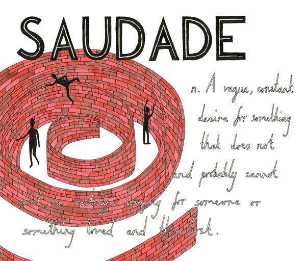 Lost in Translation Illustration