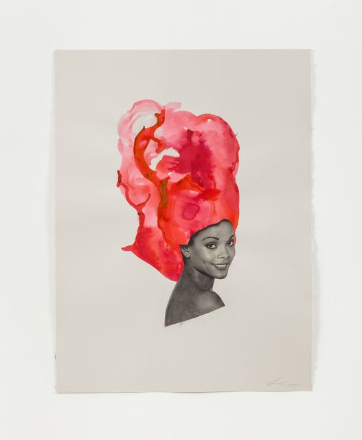 Lorna Simpson Collage