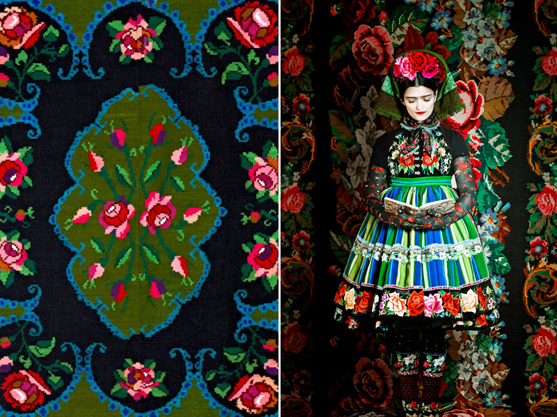 Susanne Bisovsky's Frida Collection