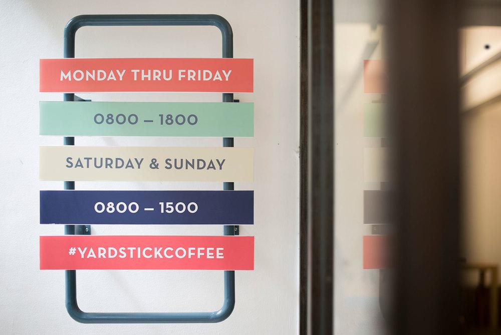 Yardstick Coffee