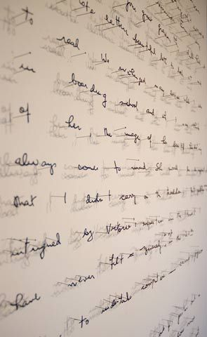 cut paper by annie vought