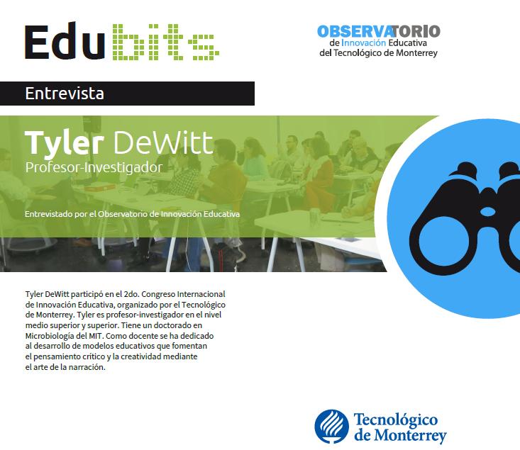 Entrevista Tyler DeWitt