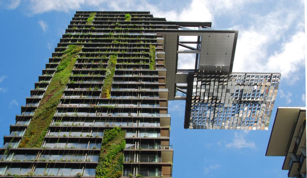 Diseño sustentable |Sydney One Central Park