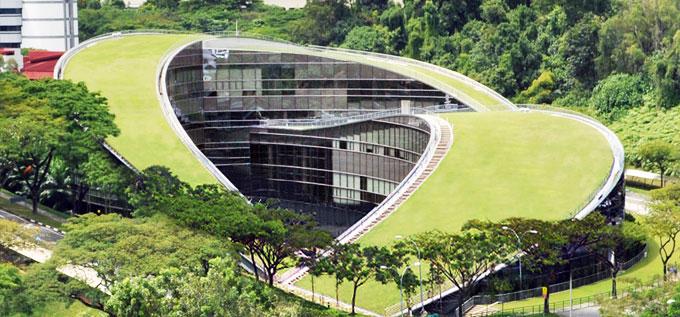 Universidad Tecnológica de Nanyang en Singapur