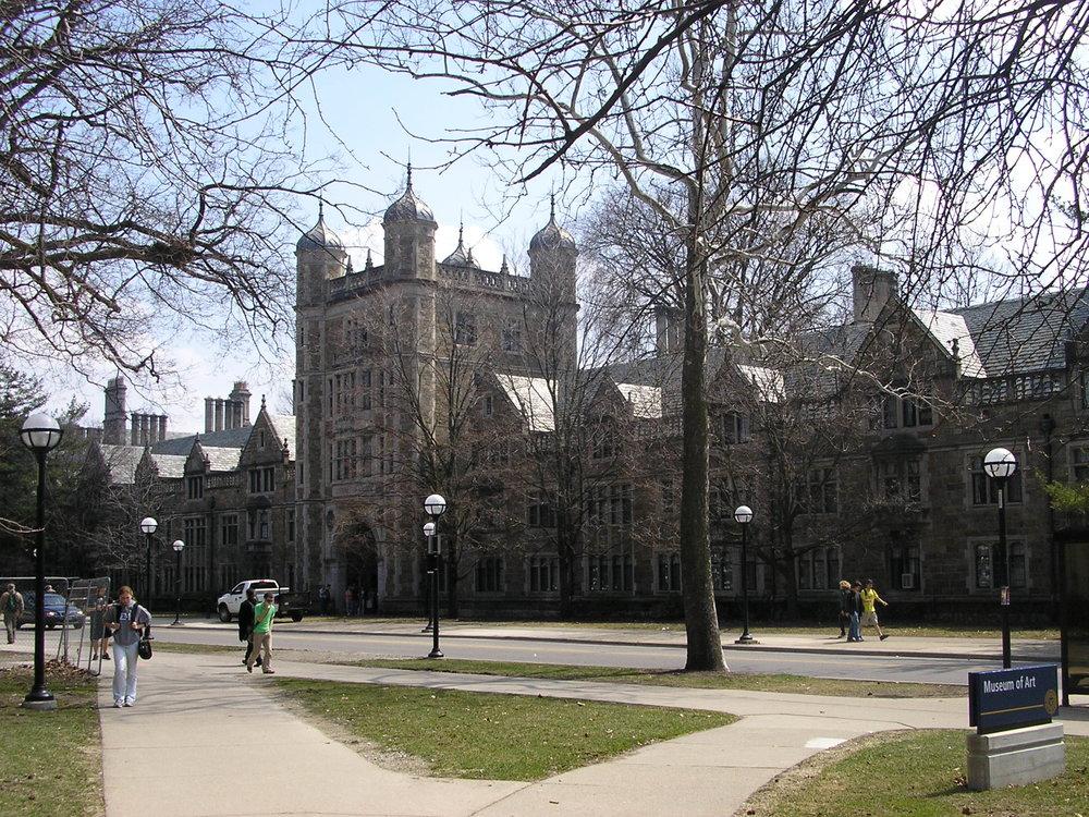 Universidad de Michigan en Ann Arbor