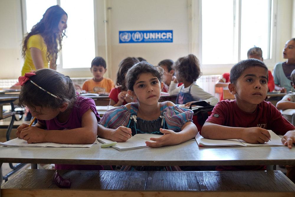 Foto:Shawn Baldwin/UNHCR