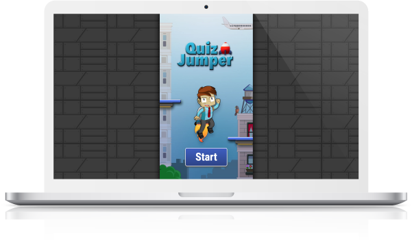 The Training Arcade tiene tres características principales: una biblioteca de juegos, un editor en línea y tablas de clasificación y análisis de datos. - Imagen:The Training Arcade