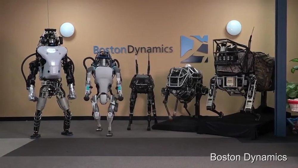 El miedo a la automatización es difícil de acallar. Una encuesta reciente revela que el mayor miedo del mercado estadounidense con respecto a la inteligencia artificial es que la automatizaciónse traduzca en la pérdida de empleos. - Foto: NaturalNews /Google Atlas robots