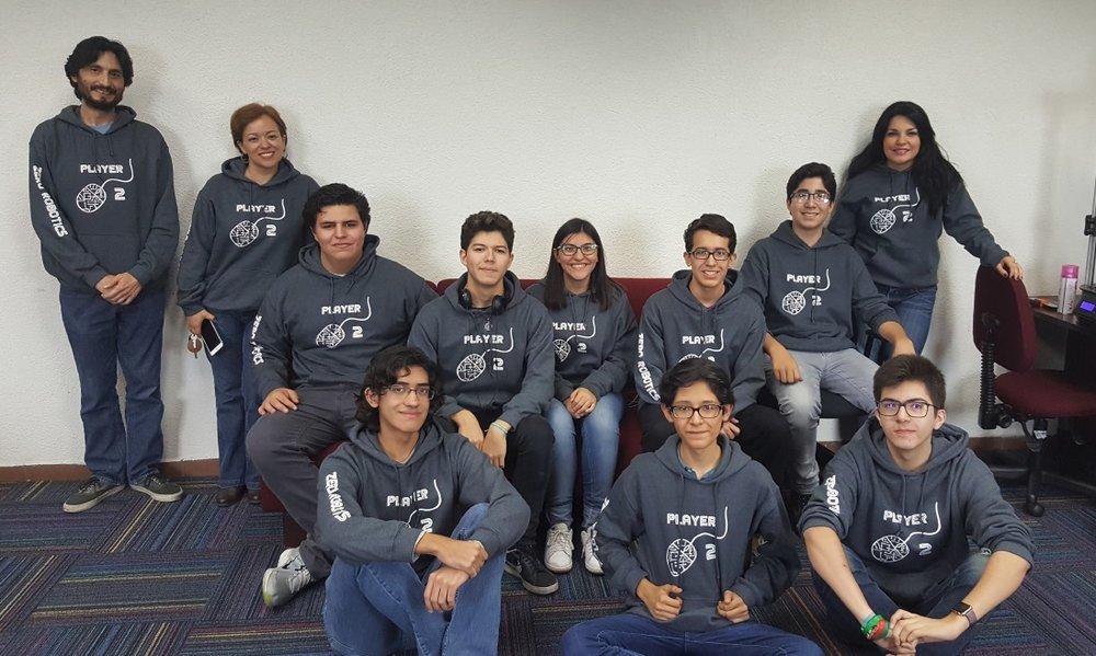 Estudiantes de dos escuelas del Tecnológico de Monterrey participaron en la competencia Zero Robotics.