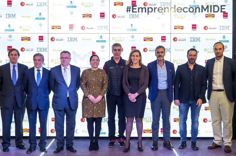La iniciativa busca fomentar la innovación, el desarrollo económico y el empleo en Madrid a través de la cooperación entre universidades, empresas, emprendedores, inversores y administraciones públicas. -