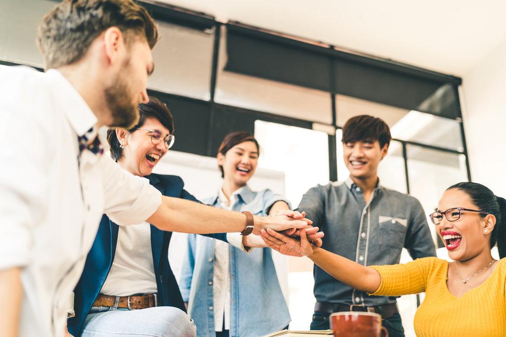El 94% de los trabajadores señala que permanecería más tiempo en su empresa si ésta apoyara su desarrollo profesional. - Foto: BigStock
