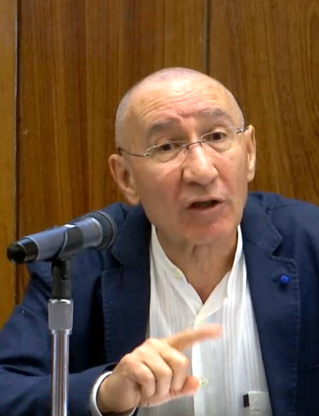 Dr. Serafín Antúnez Marcos.