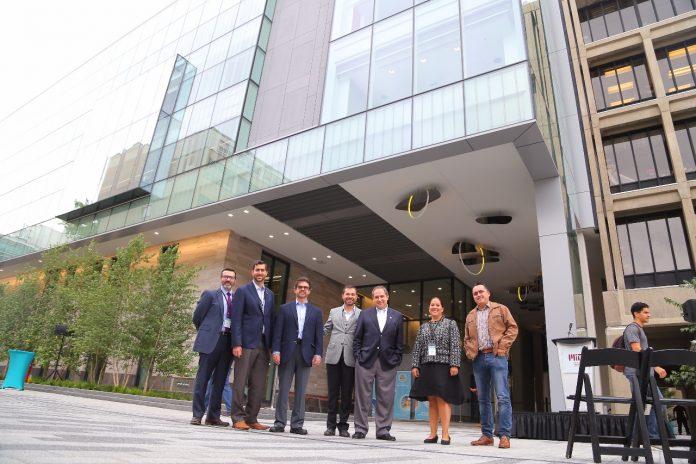 El Laboratorio de Prototipado que lleva el nombre de la institución mexicana forma parte de MIT.nano, complejo dedicado a la nanociencia y nanotecnología. - Foto: Tecnológico de Monterrey