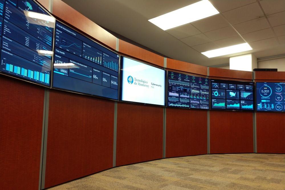 El Tec Cybersecurity Hub tiene el objetivo de conectar a empresas, organismos, gobiernos y universidades para encontrar soluciones y formar talento para enfrentar amenazas cibernéticas. -