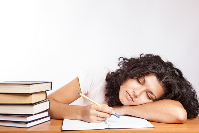 Como parte de un estudio, algunas escuelas norteamericanas retrasaron la hora de inicio de clases. Esta medida mejoró el rendimiento de los alumnos y sus hábitos de sueño. - Imagen: Flickr.