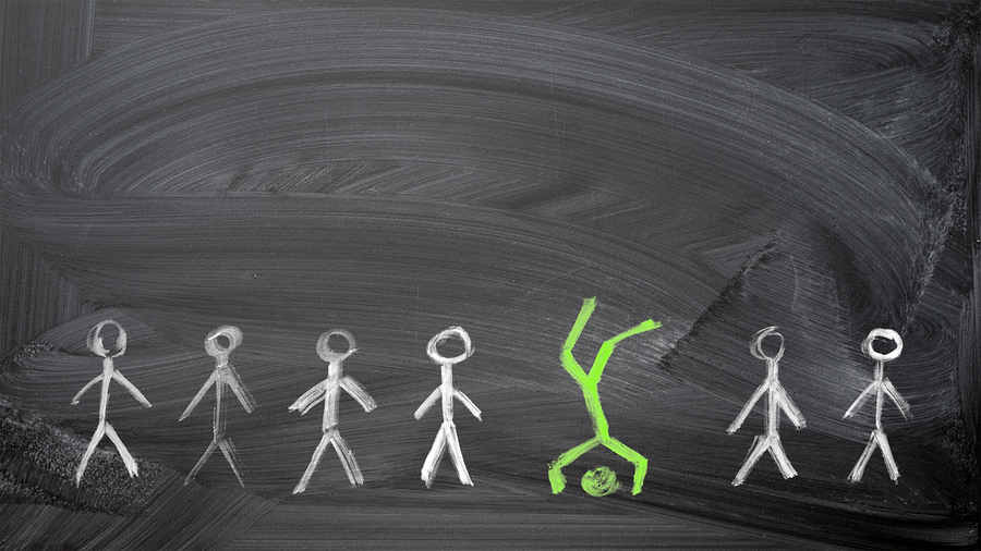 Inculcar el liderazgo se ha vuelto una prioridad del esfuerzo educativo, ¿pero qué hay de las otras funciones en un equipo? - Foto: Bigstock